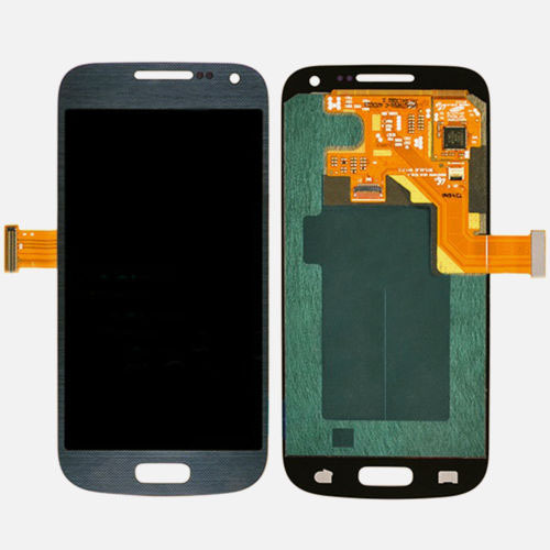 ФОТО 10pcs/lot For Samsung Galaxy S4 mini i9190 i9195 LCD Touch Screen Digitizer Glass Assembly Black Free Shipping