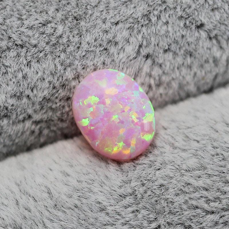 100/% Natural Pink Opal,21x30mm Pink Opal Cabochon Pink Opal Gemstone Oval Cabochon Loose gemstone Top Quality Pink Opal