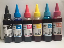 600 мл чернилами для Epson Стилусы фото 1410 R270 R390 RX590 R290 R610 RX690 T50 TX700W TX800W TX650 принтера Комплекты для пополнения чернил T0811