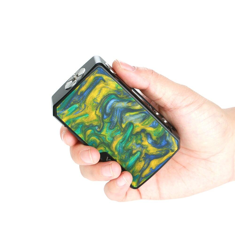 D'origine VOOPOO GLISSER 2 177 W boîte de tc MOD e cigarette et Glisser 157 W boîte mod Vaporisateur avec NOUS GÈNE puce TC Résine Boîte mod en stock - 5