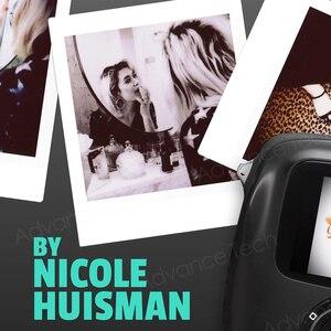 Image 4 - Fujifilm Instax Square Instant White EDGE แผ่นฟิล์ม 10 แผ่นสำหรับ Fuji SQ10 HYBRID กล้อง