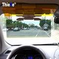 Car Sun Visor Auto Anti Dazzling Goggle for Mitsubishi ASX Lancer 10 9 Outlander Pajero I200 for Cadillac CTS SRX ATS