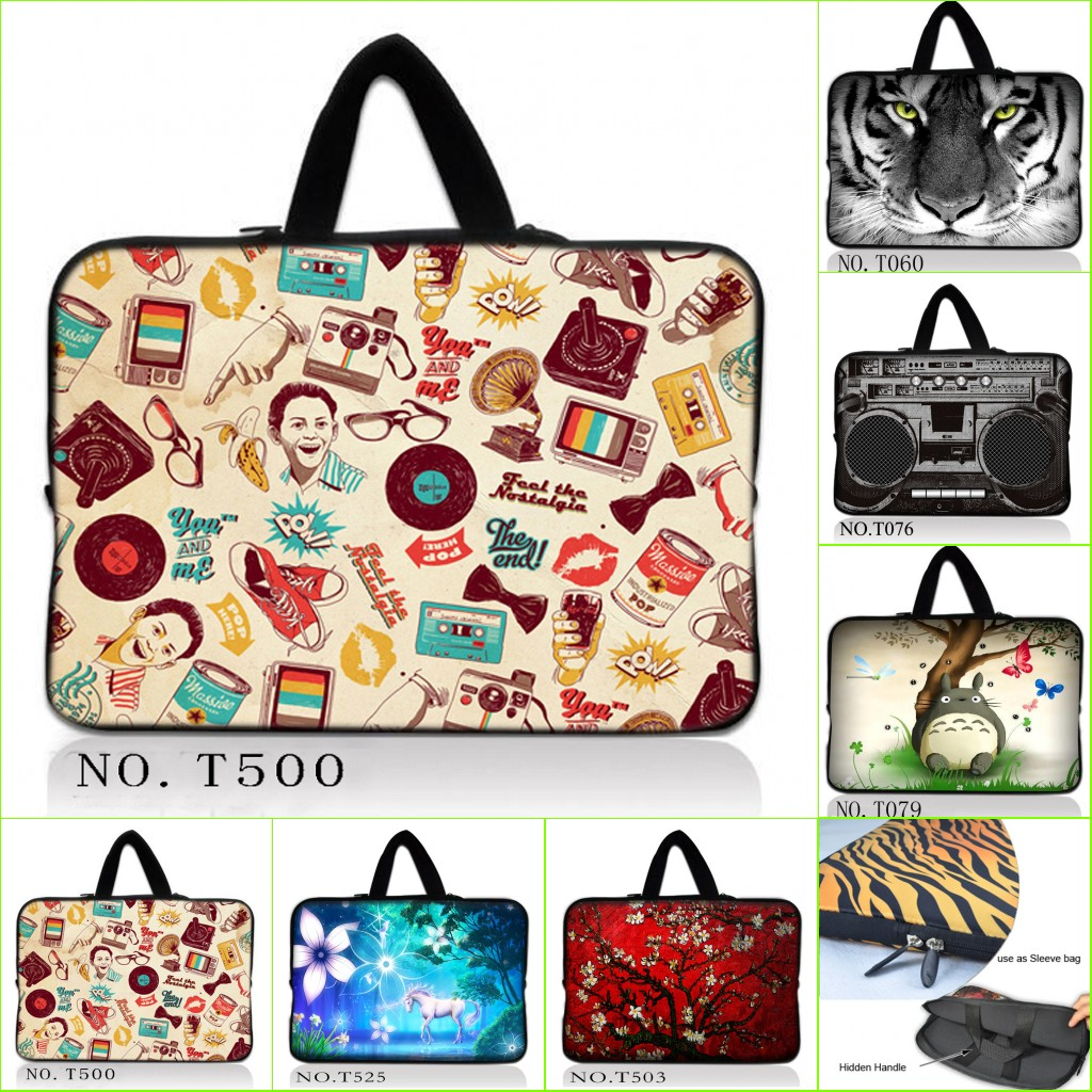 Hot Laptop 15 15.4 15.6 Notebook Computer Sleeve Bag Case for Sony Acer HP Dell