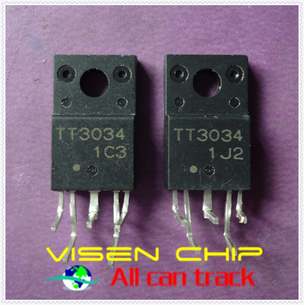 2PCS TT3034 3034 SANYO TO-220