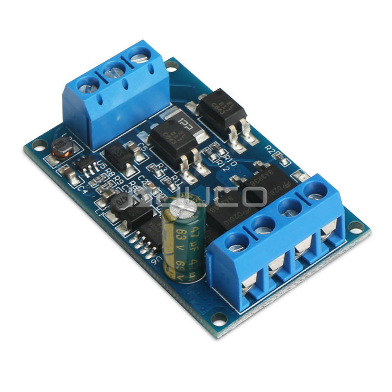 Smart 5 Pcs/lot Control Module Dc 4v ~ 60v 600w Controller/electronically Controlled Switch/dc Motor Speed Regulator/pwm Controller Home Improvement