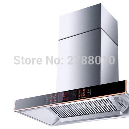 Ausdauernd Küche Ventilator Rauch Auspuff Ventilator Große Saug Haushalt Dunstabzugshaube Edelstahl Rauch Absaugung Cxw-268-eq07