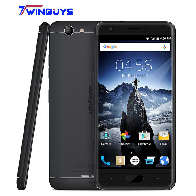 Ulefone U008 Pro Smartphone 5.0 Inch 2G RAM 16G ROM 4G Unlock Phone MTK6737 Quad Core Android 6.0 3500mah Mobile Phone