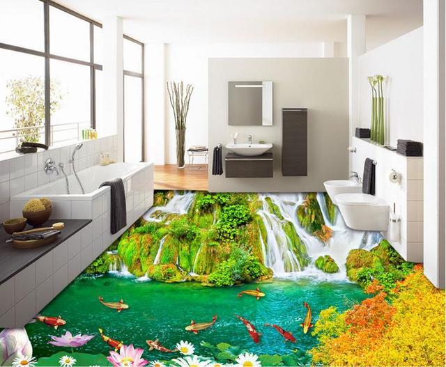 Salle d'eau 3d