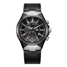 Marca de moda de Lujo relojes hombres deportes de mesa luminosa CASIMA multifunción racing para hombre de cuarzo reloj de pulsera impermeable 100 m #8880