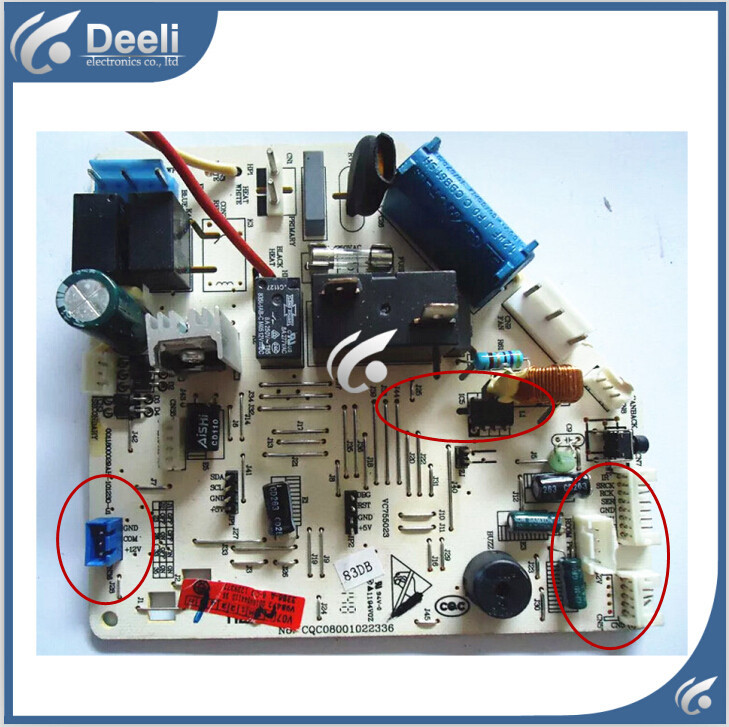 цена на 95% NEW for air conditioning motherboard pc board 0010404411 board good working