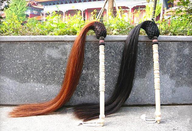 Premium Daoist Horsetail Whisk