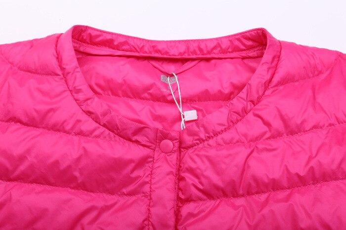 Brand NewBang Down Coat Female Ultra Light Down Jacket Women Thin - Pakaian wanita - Foto 4