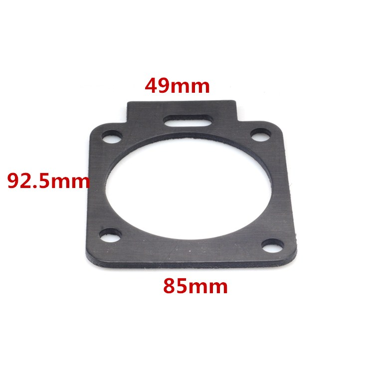 US $1 04 5% OFF|70MM K SERIES K20 K20A K20A2 K20A3 THROTTLE BODY THERMAL  GASKET SET ENGINE MANIFOLD-in Cyl  Head & Valve Cover Gasket from  Automobiles