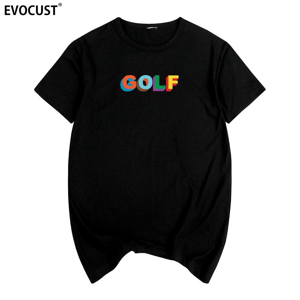 Golfed Wang Sk New 90th Tyler The Creator OFWGKTA Skate Frank Ocean Harajuku   T  -  shirt   Cotton Men   T     shirt   New TEE TSHIRT Womens