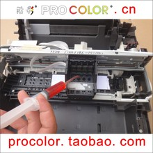Со всеми инструмент горячая 100 мл печатающая головка очистки жидкости пигментные чернила сублимации чистое решение для canon hp epson картридж принтер