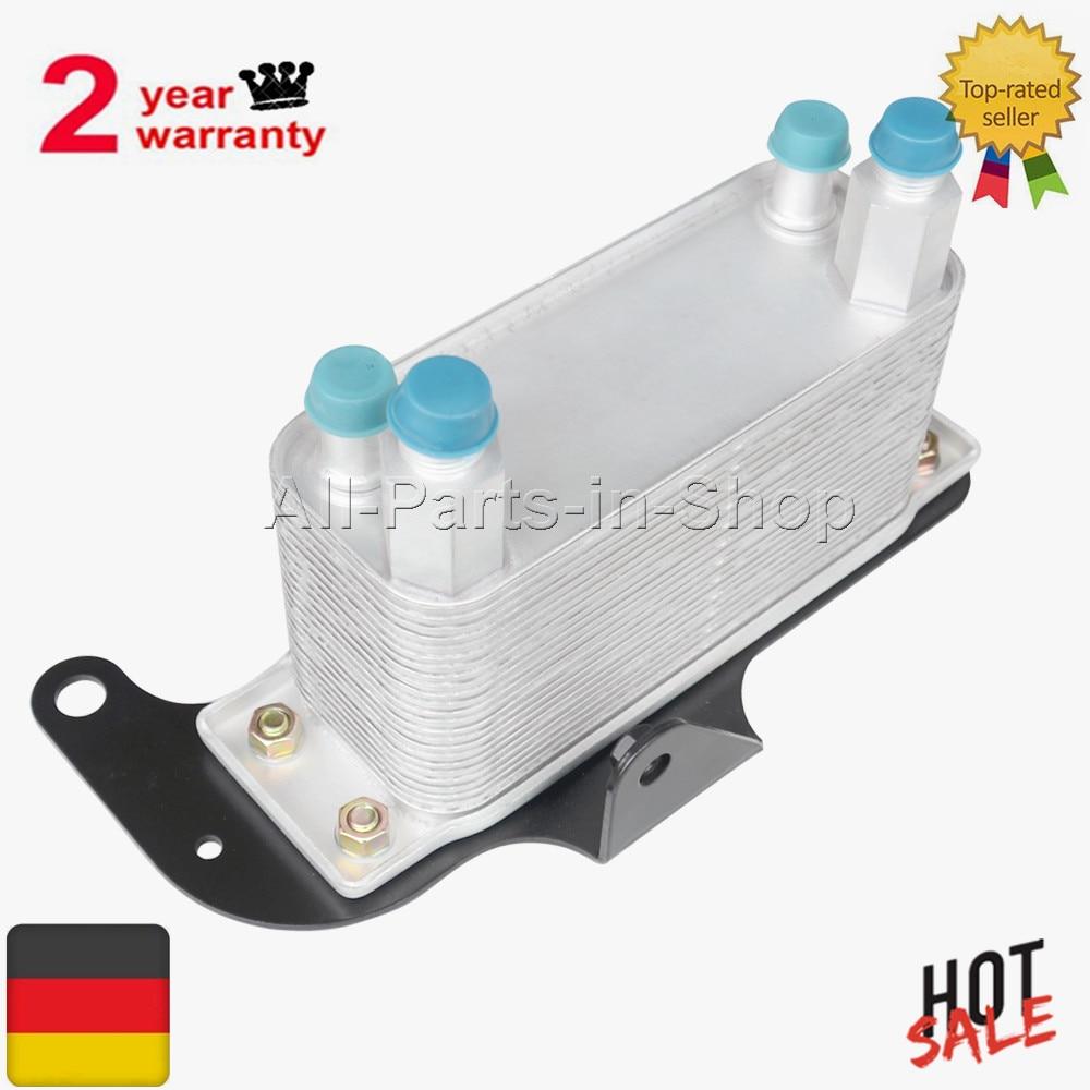 Transmission Torque Converter Oil cooler For Dodge Ram Diesel 5.9L 68004317AA 5086946AA 5086946AB, 4930582