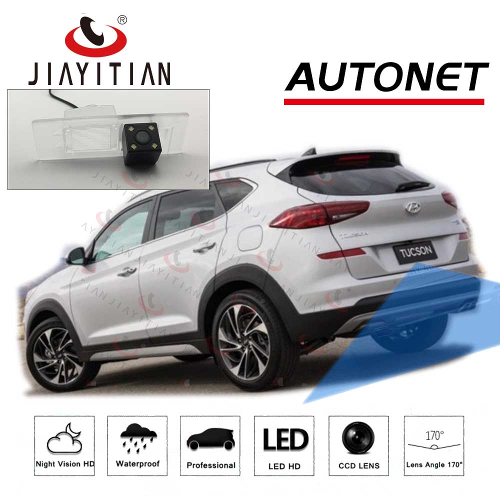 Jiayitian Rear-View-Camera Hyundai Tucson/tucson License-Plate Night-Vision Sport