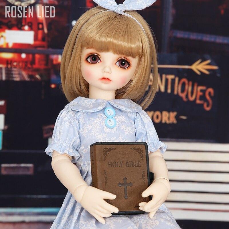 Rosenlied RL odmor Miu bjd sd lutka 1/4 tijela model dječaci ili - Lutke i pribor - Foto 4