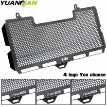 Motorcycle Radiator Guard Grille Cover Stainless Steel Cooler Protector For BMW F650GS F700GS F800GS F800S F800 GS Accessories