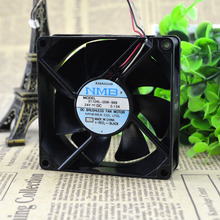 Free Delivery. 3110 kl - 05 w - B49 24 v 0.13 A 80 * 80 * 25 three axis flow fan(China)