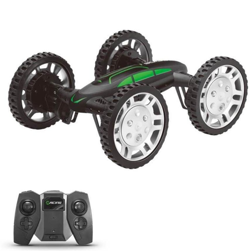 2 conbine1 Land/Sky Helicopter FlyCar Remote Control FY602 2.4G Flying Car Drone Helicopter Toy for Kids Gfit T112