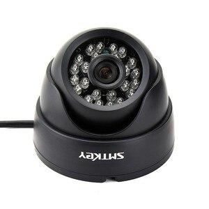 Image 3 - 700TVL veya 1000TVL veya 1200TVL renkli CMOS gece görüş gündüz gece iç mekan CCTV kamera tarafından SMTKEY güvenlik kamera