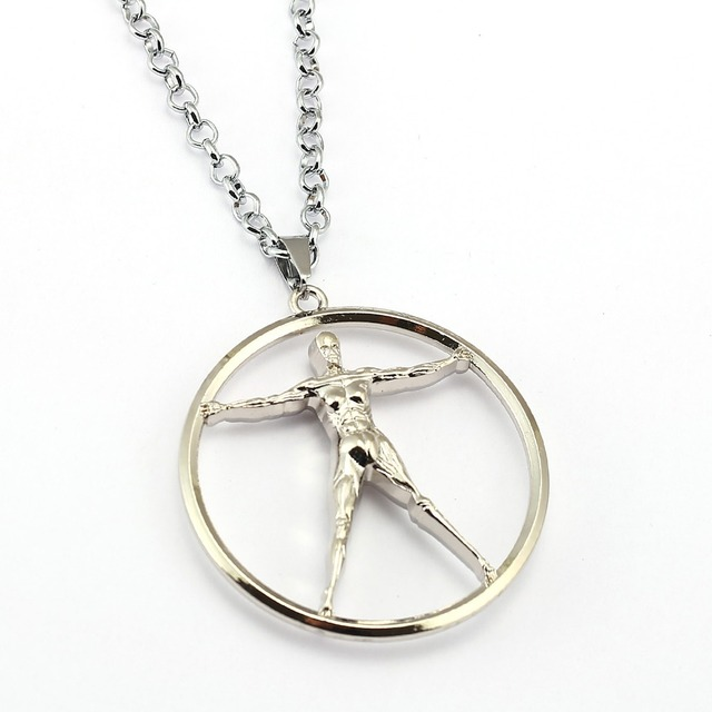 Westworld Necklace Hot TV Pendant Man Women Fashion stainless steel Necklaces Christmas Gift Movie Jewelry Accessories