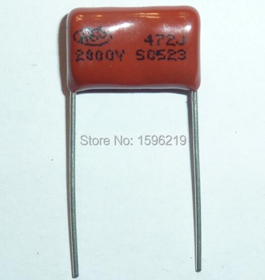 2000v 470pf  2KV ceramic  capacitors FREE SHIPPING 12 pcs