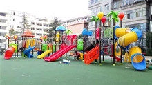 Exported to Canada Nontoxic Residential Area Large Outdoor Playground HZ16-116A 20 Years' Manufacturer(China)