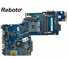 Материнская плата для ноутбука Toshiba C50-A REV: 2,1 DDR3 100% протестированная Быстрая доставка