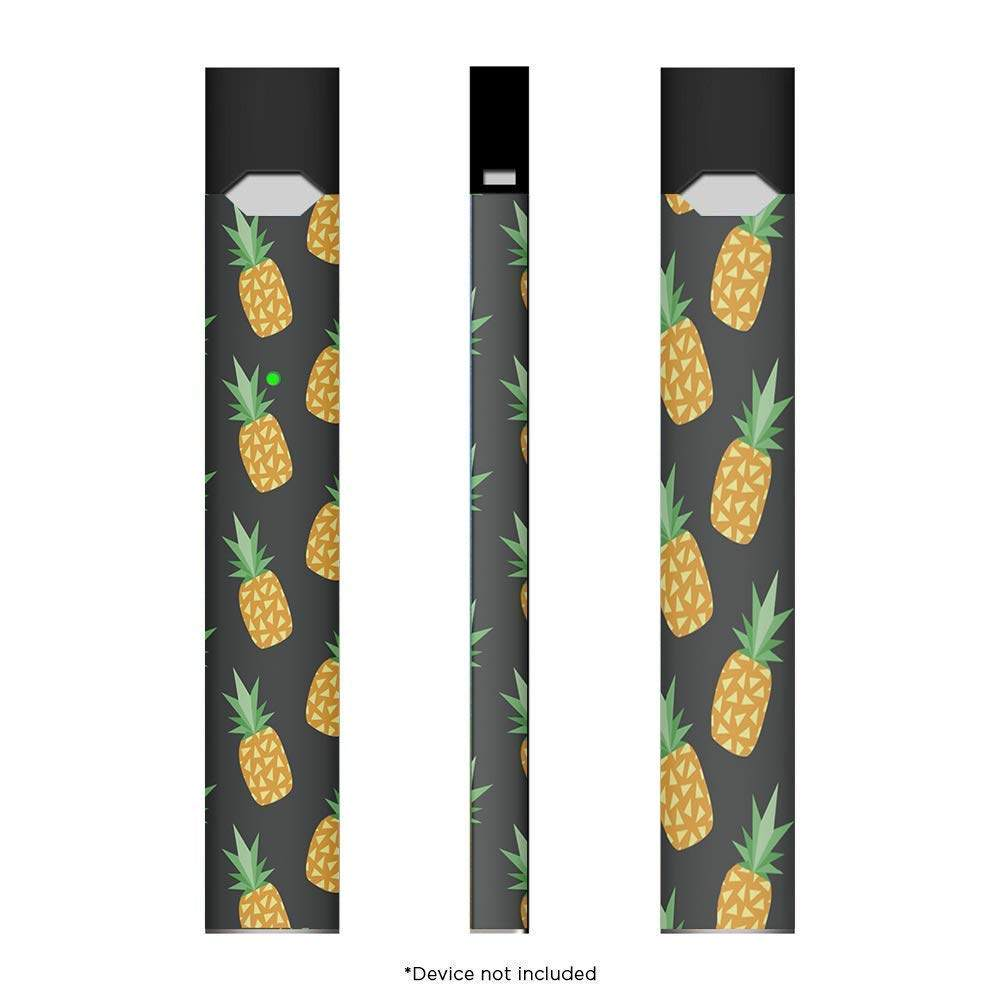Magic Shark New Sexy Women Star Space Green Leaf Sticker Case Cover For  Juul E Cigarette Skin for Juul Cover Sticker
