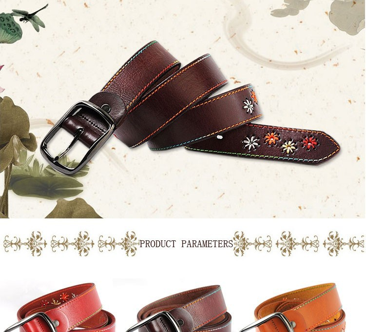 The-first-layer-of-leather-belt-female-genuine-leather-first-layer-of-cowhide-women\'s-belt-embroidered-national-trend-pin-buckle_02