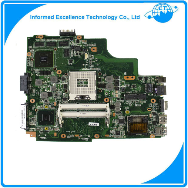 For ASUS A43S X43S K43SM K43SV PN K43SV REV4.1 GT630M 2GB HM65 Laptop Motherboard System Board  Mainboard Card Logic Board for asus k43sv k43sj laptop motherboard 1g video card k43sv l new mainboard gt520m rev2 2