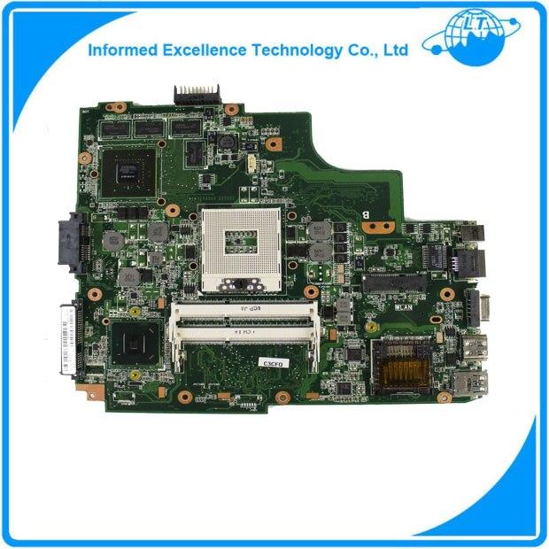For ASUS A43S X43S K43SM K43SV PN K43SV REV4.1 GT630M 2GB HM65 Laptop Motherboard System Board  Mainboard Card Logic Board k43sv laptop motherboards fit for asus a43s x43s k43sj a43sv k43sv k43sm series motherboard gt540m