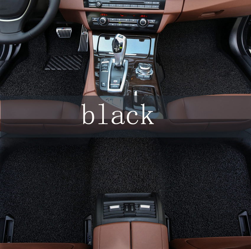Custom car floor mats for Land Rover All Models defender discovery car accessorie auto floor mats