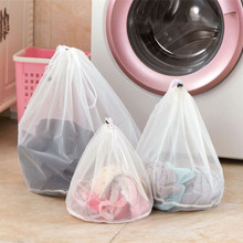 Drawstring Bra Underwear Products Laundry Bags Baskets Mesh Bag Household Cleaning Tools Accessories Laundry Wash Care dropship