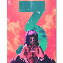 7932c9015d4d0 Buy chance the rapper canvas and get free shipping on AliExpress.com