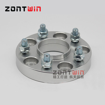 2ชิ้น5x108 25/30/mm Hubc Entric 63.3มิลลิเมตรอลูมิเนียมล้อSpacerอะแดปเตอร์5 Lugที่เหมาะสมสูทสำหรับLAND ROVER Freelander Evoque LR2