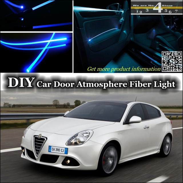 For Alfa Romeo Giulietta 940 AR interior Ambient Light Tuning ...