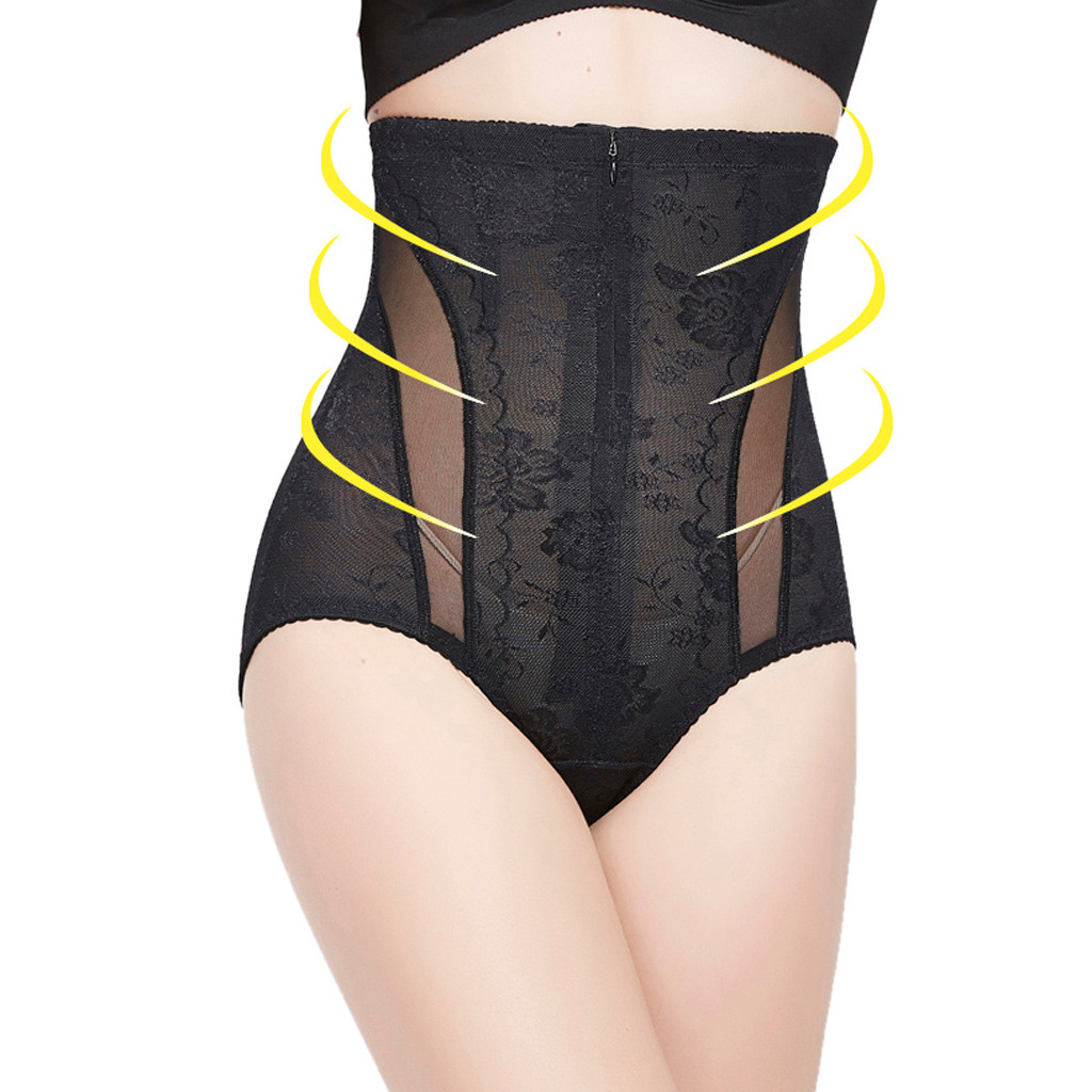 2019 ORLVS New Women's Body shaping pants control slim stomach corset corset body sculpting Девчушки T3