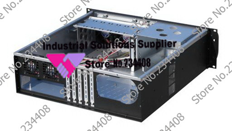 NEW 3u Rack mounted server Industrial control Instrument case 3u Chassis nas XPS pro Chassis цена