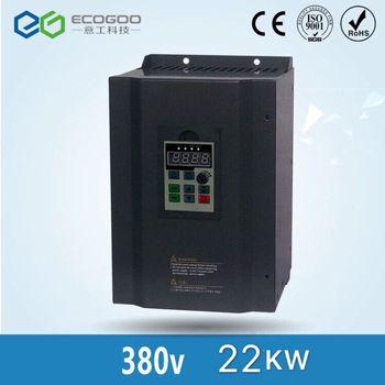 Бесплатная доставка-горячая продажа 22KW/3 фазы 380 V/45A преобразователь частоты-V/F Управление 22KW преобразователь частоты/Vfd 22KW AC привод