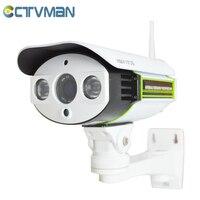 CTVMAN Wireless IP Camera 720P Outdoor Full HD 1 0 Megapixel With Audio Talk SD Card
