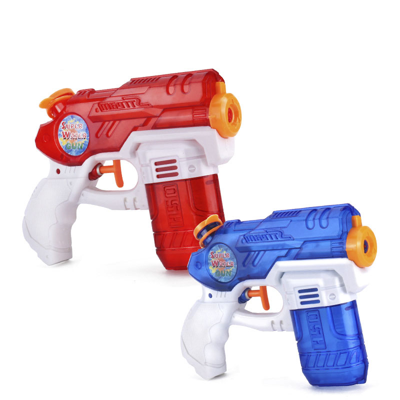 Summer Kids Beach Blaster Water Gun Holiday Random Color Beach Squirt Toy Outdoor Games Waterpistool Swimming Pool Water Toys
