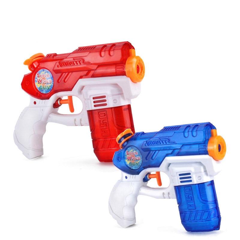 Summer Kids Beach Blaster Water Gun Holiday Random Color Beach Squirt Toy Outdoor Games Waterpistool Swimming Pool Water Toys
