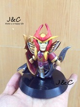 Free Shipping 2016 New Hot Sell WOW Dota2 Action Figures Toys Dota2 Nortrom PVC Collection KitsToys Gifts