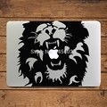 """Cool style Laptop decal for 11"""" 12"""" 13"""" 15"""" Eating Apple Lion of Angry MacBook Air/Pro/Retina Art cover Notebook Skin Sticker"""