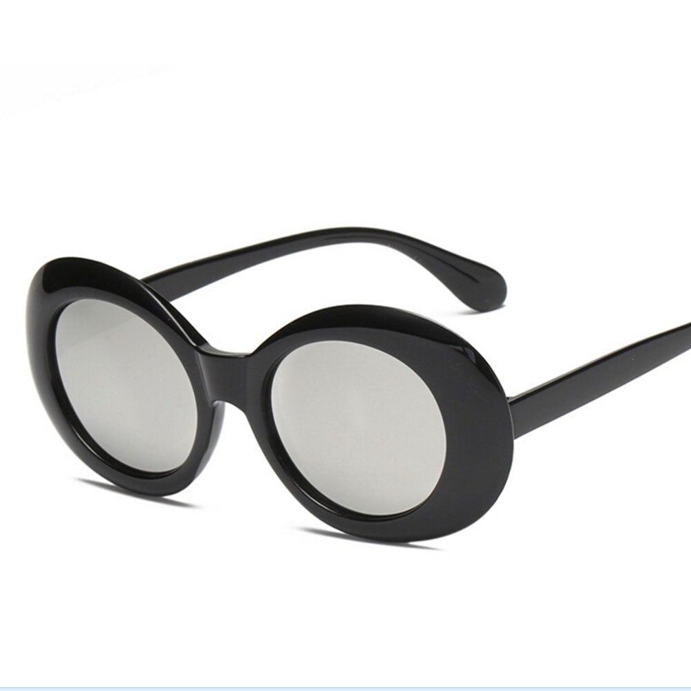 2019 Новая мода Ретро Винтаж унисекс солнцезащитные очки Рэппер овальные оттенки гранж панк очки рок группа рок звезда Курт Кобейн|Мужские очки ночного видения|   | АлиЭкспресс