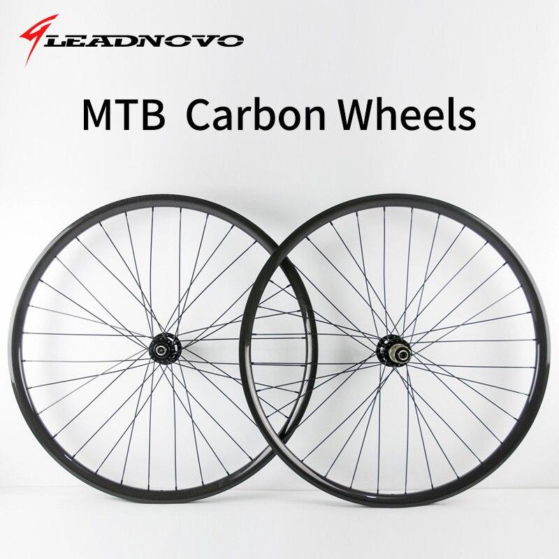 MTB carbon wheels 27.5er 29er  25mm width XC racing mountain bike wheelset D771 D711 hubs racing wheels h 480 7 0 r16 4x114 3 et40 0 d67 1