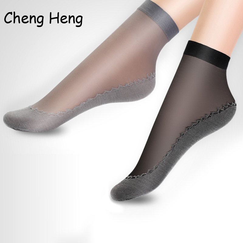 20 Pairs/ Lot Smooth Supple Velvet Silk Womens Summer   Socks   Quality Soft Cotton Bottom Non Slip Sole Wicking Slip-resistant   Sock